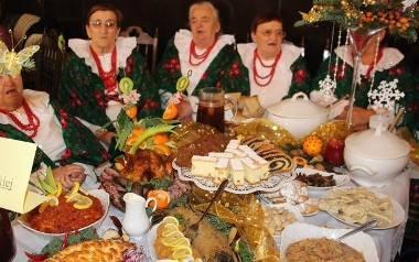 Mamy dla Was przepisy na tradycyjne dania wigilijne od Pań z małopolskich Kół Gospodyń Wiejskich.