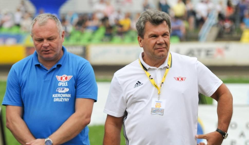 Film do artykułu: Piotr Żyto jednak pozostaje trenerem Kolejarza Opole!