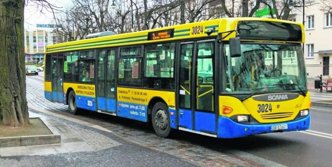 Usterki w autobusie są usuwane, ale szybko wracają