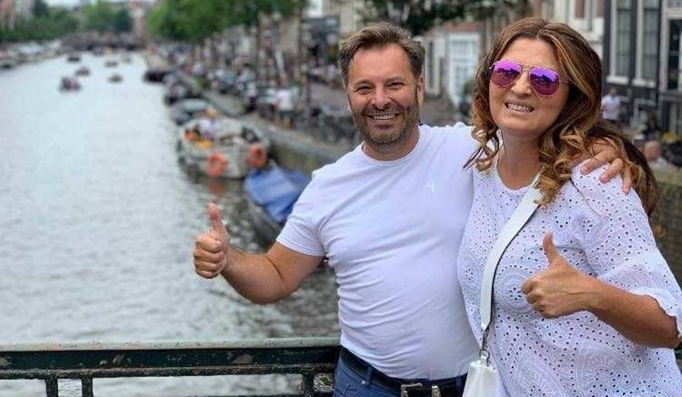 Film do artykułu: Wakacje znanych. Sebastian Michalski w objeździe dookoła Europy. Spotkał się z... Celine Dion (ZDJĘCIA)