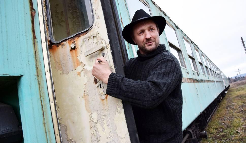 Film do artykułu: Ten pociąg woził dygnitarzy. Przyjechał w Bieszczady [WIDEO]