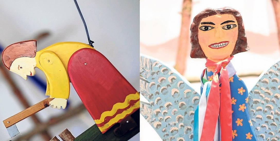 Drewniana zabawka z historią. Wystawa starych zabawek w Nadbałtyckim Centrum Kultury