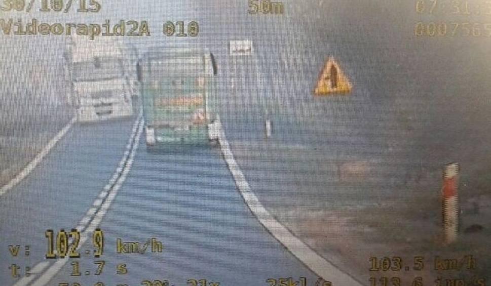 Film do artykułu: Policjanci z Sandomierza zatrzymali pędzący autobus
