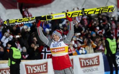 Kamil Stoch triumfuje w Zakopanem