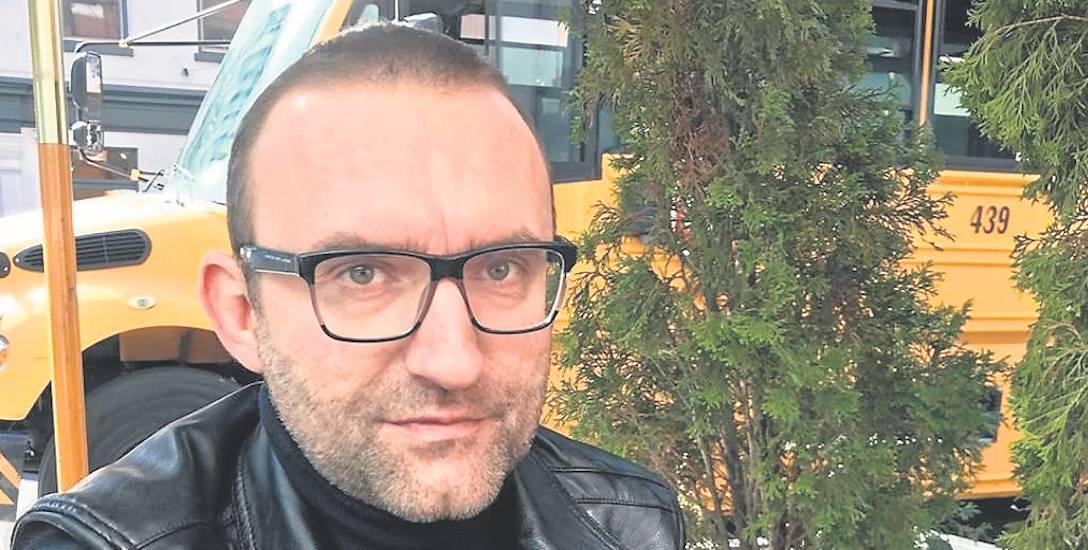 Tomasz Stawiszyński, filozof, publicysta, prowadzący w Tok.fm audycje popularno-naukowe.