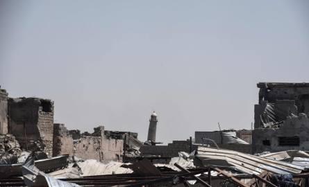Irak: Korytarze humanitarne dla cywilów w Mosulu