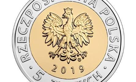 Od dziś NBP wprowadza nową monetę 5 złotych (ZOBACZ)