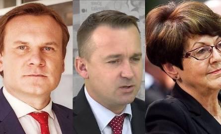 Tarczyński, Cieślak i... Zuba - nasi posłowie PiS na liście do Parlamentu Europejskiego