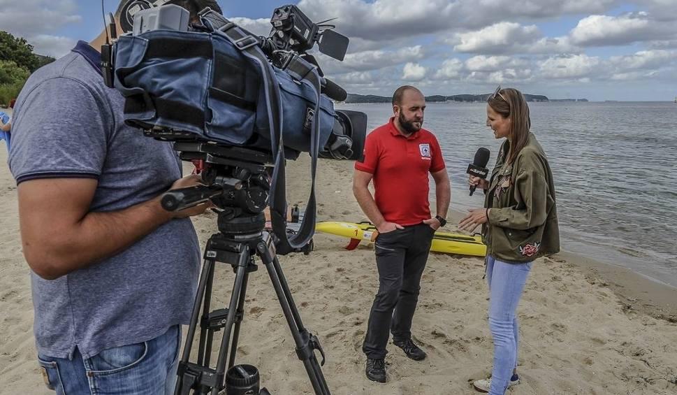 Film do artykułu: Będzie nowy program o służbach ratowniczych. Jego bohaterowie odwiedzili Trójmiasto [zdjęcia, wideo]