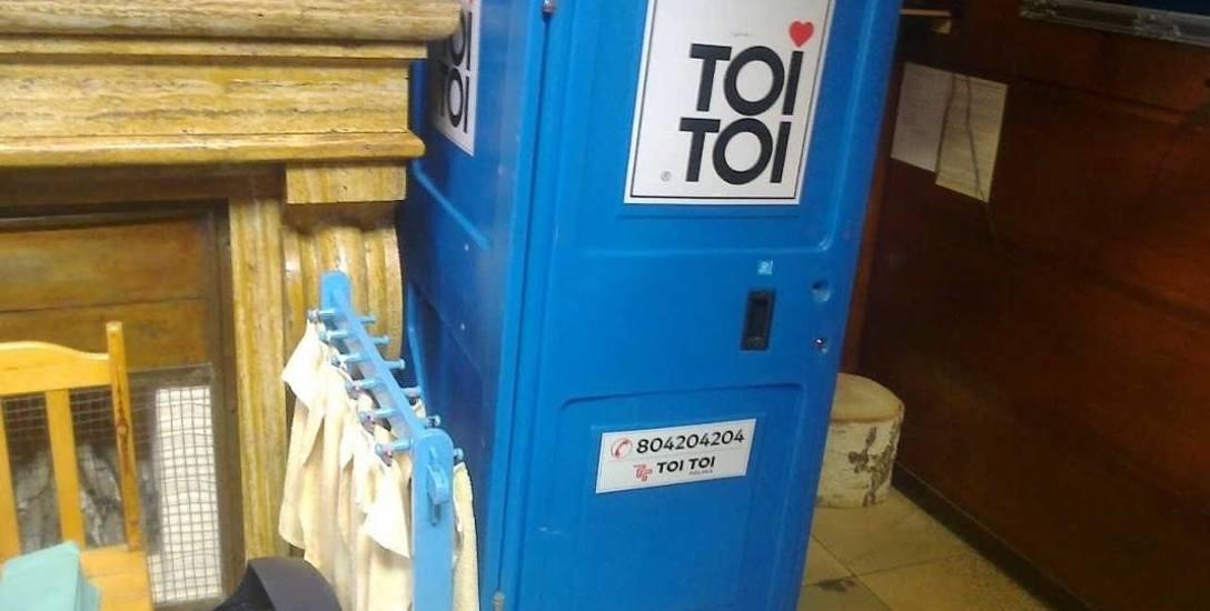 Szczecin: TOI TOI-e dla dzieci w przedszkolu. Bo toalety są w remoncie