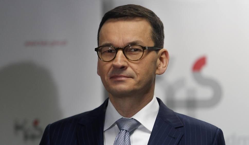 Film do artykułu: Premier Mateusz Morawiecki odwiedzi region radomski w poniedziałek 18 lutego