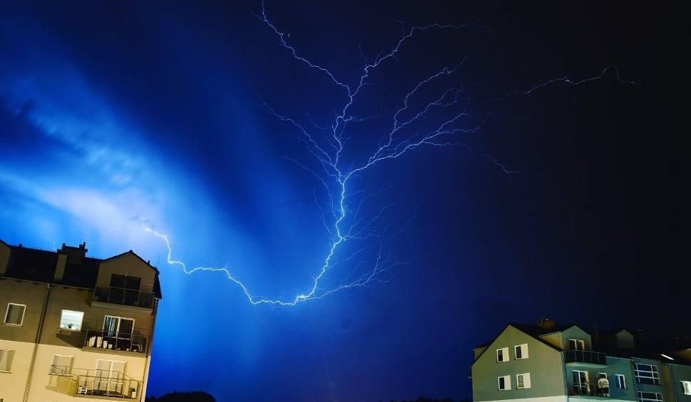 Film do artykułu: Potężne burze w Lubuskiem. W niektórych miejscach padał grad. Straż interweniowała kilkanaście razy. Zobaczcie zdjęcia naszych Czytelników