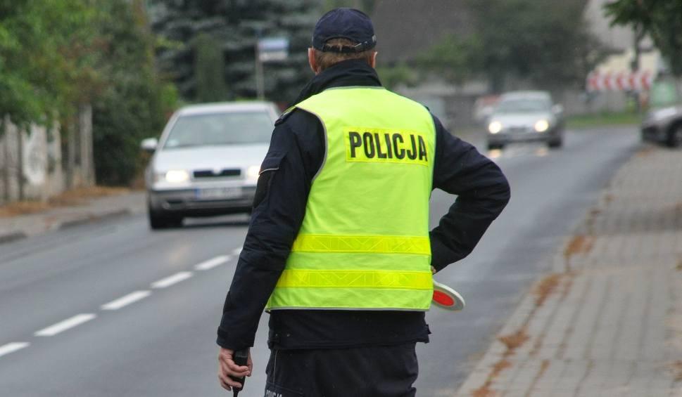 Powiat szydłowiecki. Policja sprawdzała trzeźwość przewoźników oraz instruktorów nauki jazdy