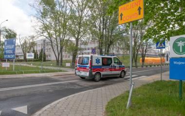 Szpital Miejski im. Strusia przy ulicy Szwajcarskiej jest nadal szpitalem jednoimiennym. Trafiają tutaj jedynie pacjenci z podejrzeniem zarażenia koronawirusem