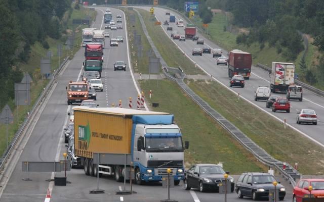 8648e22a7e3e1 Rusza remont nawierzchni autostrady A4 Kraków – Katowice. Będą utrudnienia