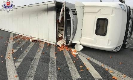 Zderzenie dwóch samochodów w m. Zalesie. Szczęśliwie nikt nie został ranny