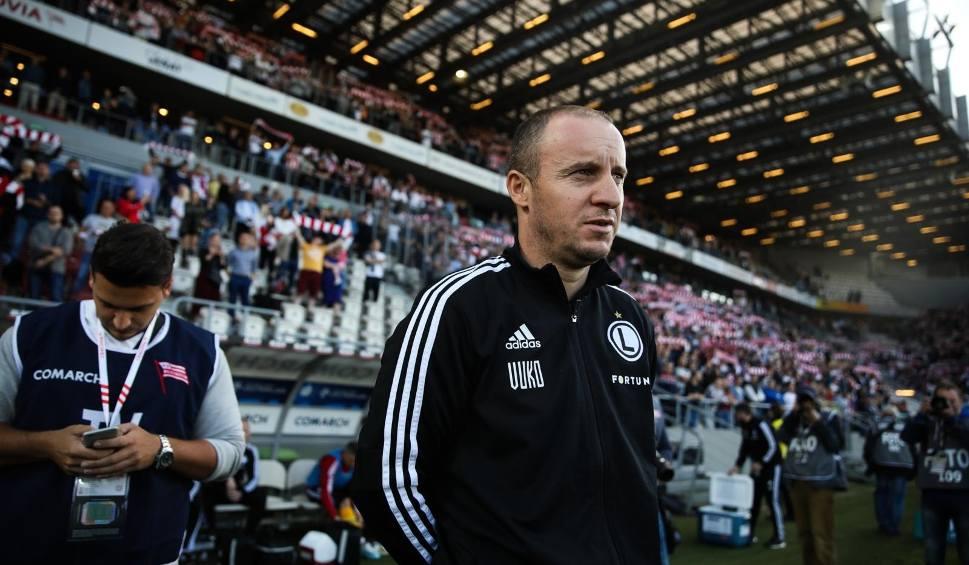 Film do artykułu: Aleksandar Vuković po prestiżowym zwycięstwie nad Lechem Poznań: Dla nas najważniejsze jest to, że wygraliśmy po dwóch porażkach