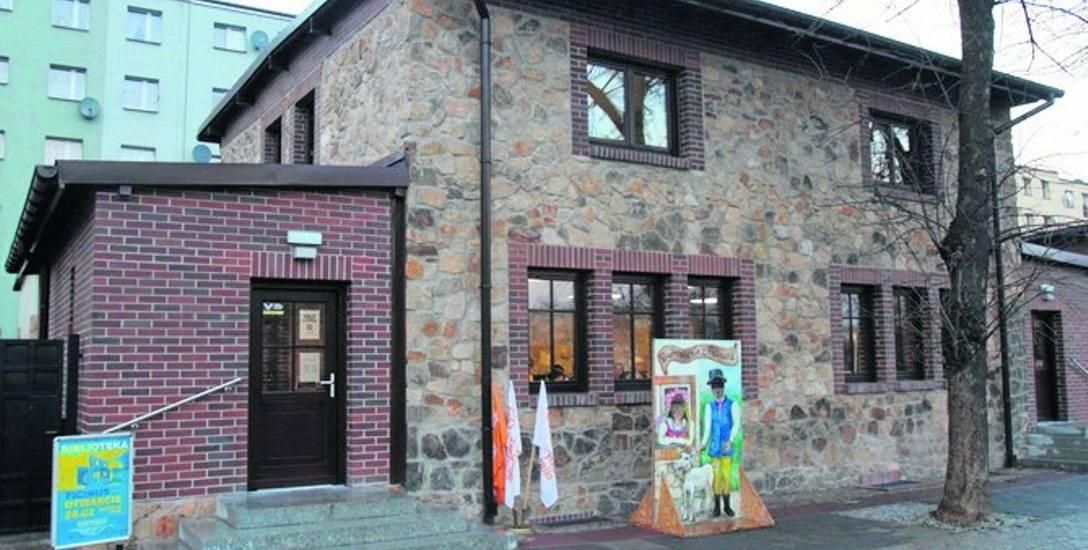 Zabytkowy budynek w Rudzie Śl. zamienił się w bibliotekę