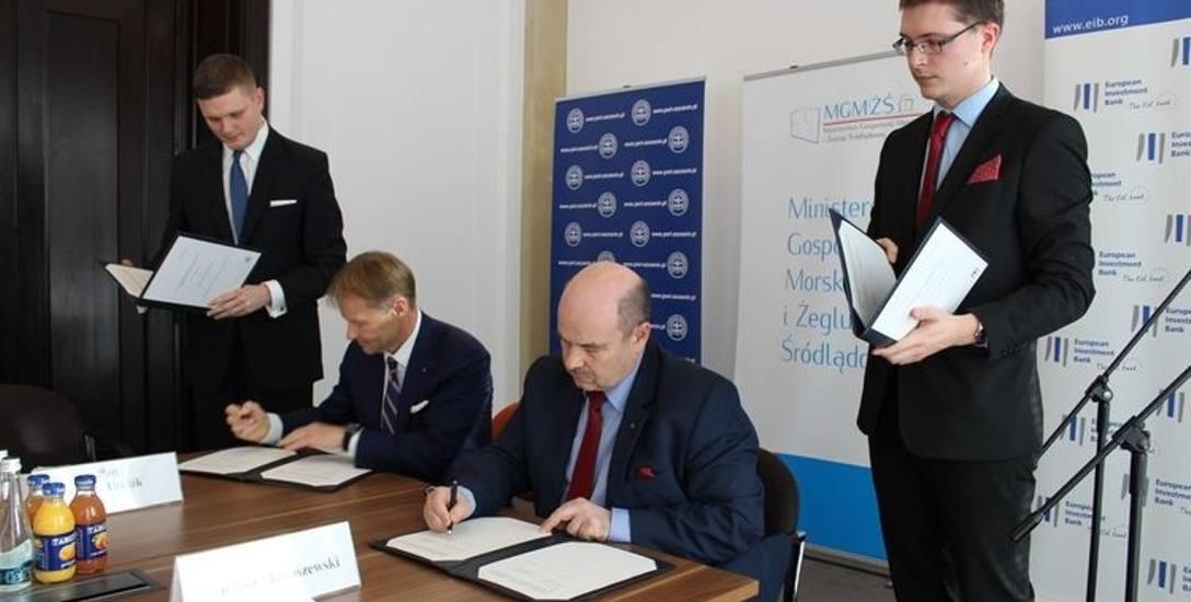 Zarząd portów zrealizuje inwestycje warte miliard złotych