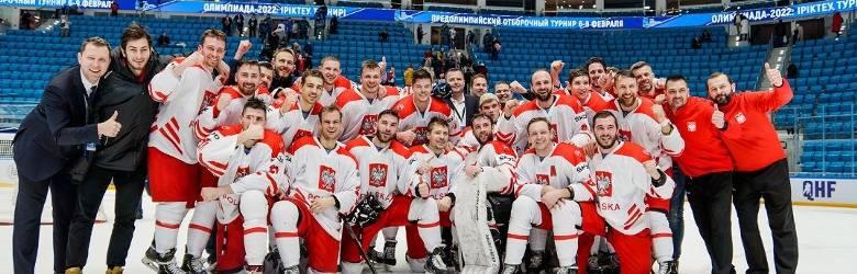Reprezentacja Polski w hokeju na lodzie wygrała w Nur-Sułtanie turniej prekwalifikacyjny do igrzysk! W sierpniu zagra na Słowacji