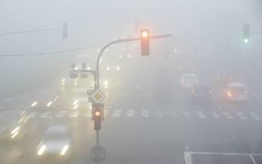 Smog działa drażniąco, osoby chore moga mieć dotkliwy kaszel i duszności [ROZMOWA]