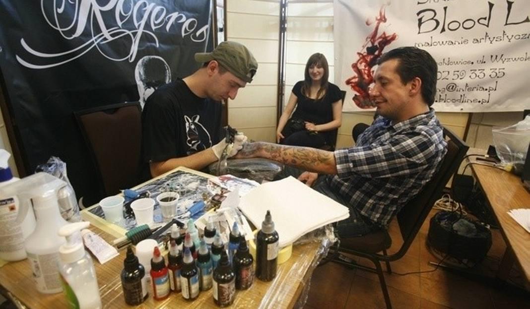 Katowice Tattoo Konwent Gdzie Zrobić Tatuaż Studia Tatuażu