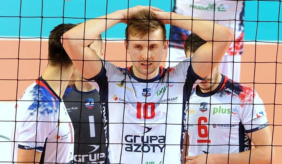 Film do artykułu: PlusLiga. Przed ZAKSĄ Kędzierzyn-Koźle ostatni mecz w 2018 roku. Będzie to szlagier