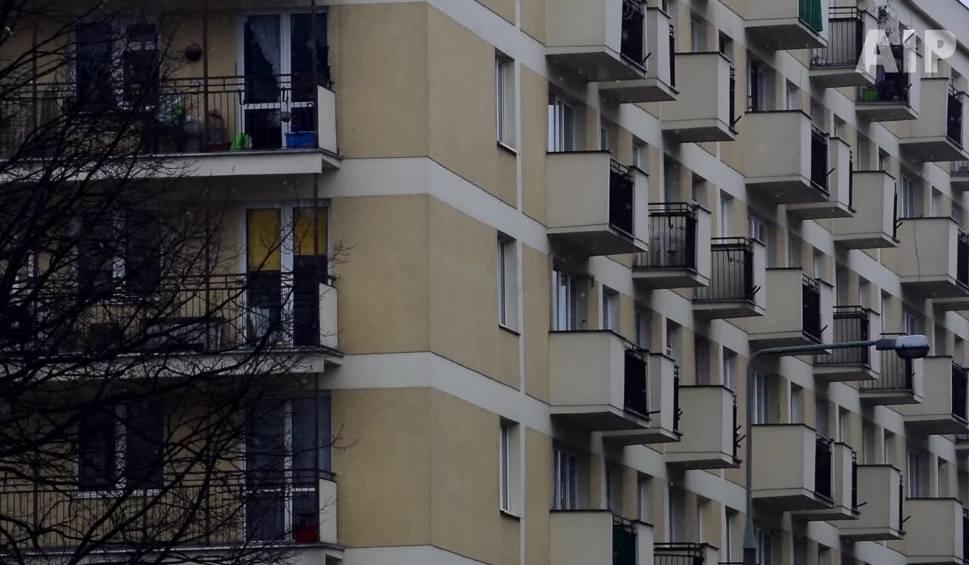 Film do artykułu: Mieszkasz na osiedlu z wielkiej płyty? Możesz spać spokojnie