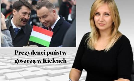 Kulisy wizyty prezydenta Węgier. WIADOMOŚCI ECHA DNIA