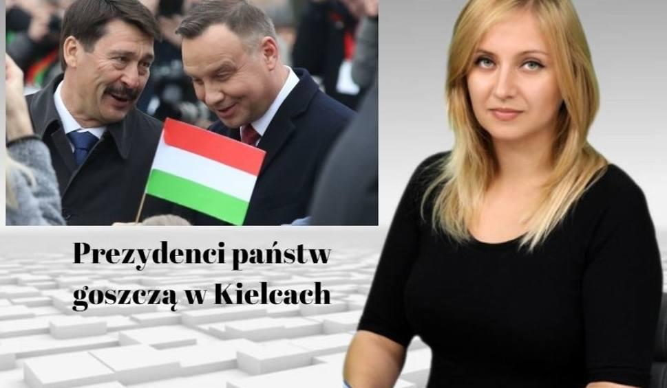 Film do artykułu: Kulisy wizyty prezydenta Węgier. WIADOMOŚCI ECHA DNIA