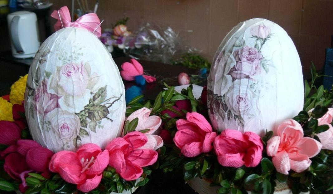 Oryginalne Ozdoby Wielkanocne Wykonała Młodzież Warsztatów Terapii