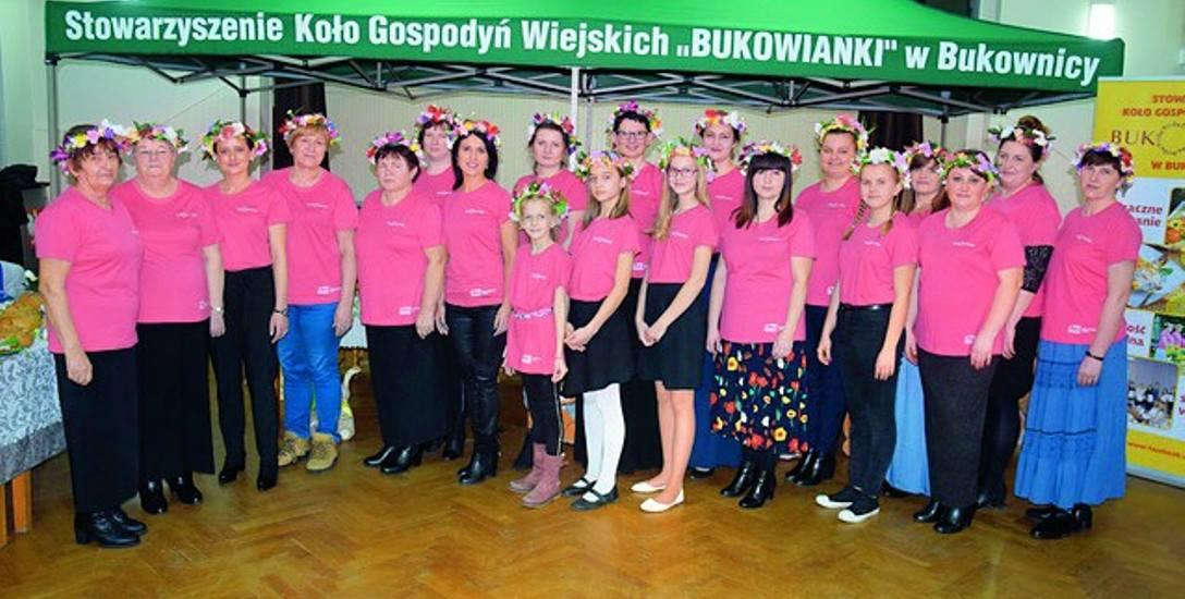 """Gmina Grabów nad Prosną: Stowarzyszenie Koło Gospodyń Wiejskich """"Bukowianki"""" w Bukownicy"""