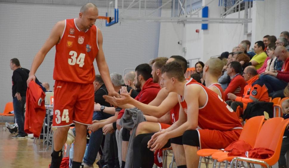 Film do artykułu: II liga koszykarzy: Zabójcza końcówka AZS UJK Kielce