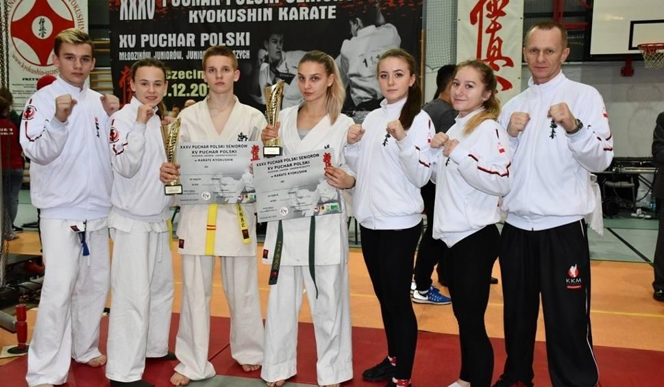 Film do artykułu: Dwa zwycięstwa Klubu Karate Morawica i Piekoszów w Pucharze Polski [ZDJĘCIA]