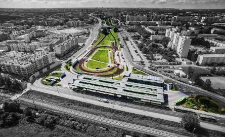 Działki na budowę trasy tramwajowej i dworca na os. Sobieskiego były wywłaszczane w latach 70.