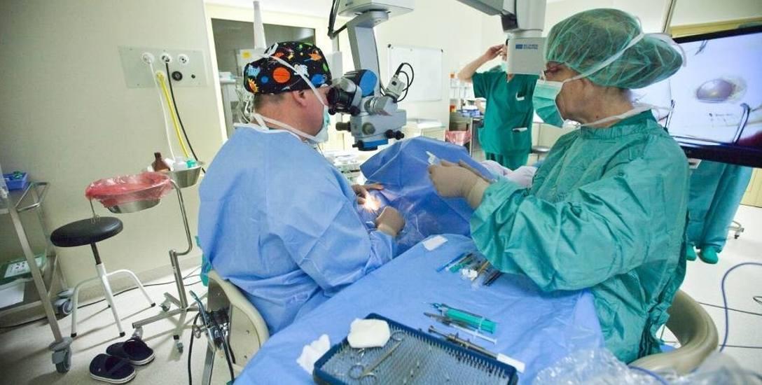 Innowacje w mikrochirurgii oka. Jakie rozwiązania oferuje współczesna medycyna