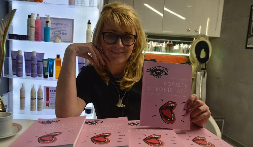 Film do artykułu: Skarżyska stylistka Aneta Załęcka jest współautorką książki o kobietach!