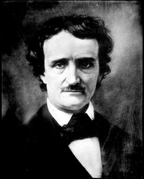 Edgar Allan Poe: portret
