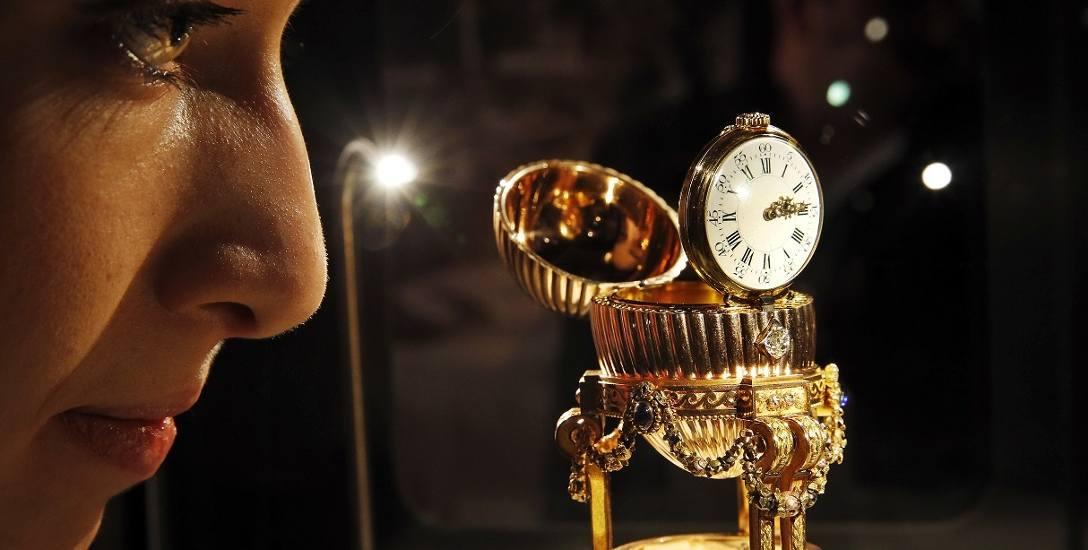 Carskie jaja Fabergé - najdroższe pisanki na świecie