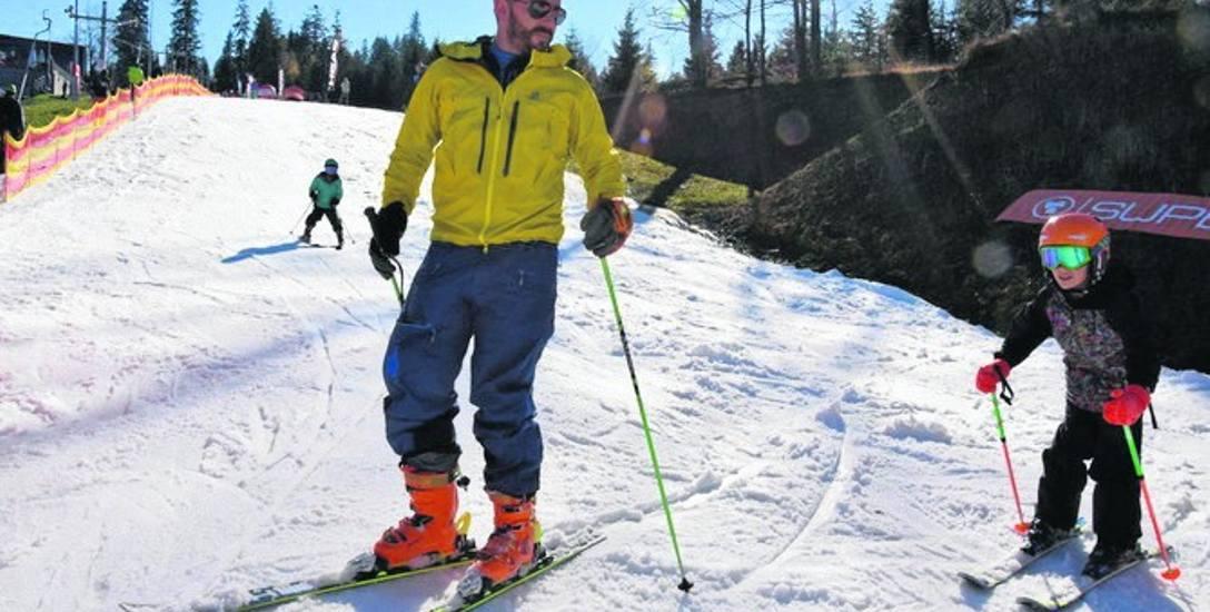 W Beskidach jeżdżą na nartach! Na początek w Beskid Sport Arena w Szczyrku