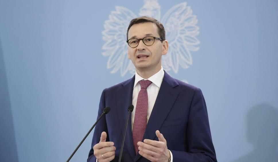 """Film do artykułu: Premier Mateusz Morawiecki o państwowej komisji ds. pedofilii: """"Takie przypadki trzeba wypalić żelazem"""""""