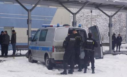 Kalisz: Nożownik zabił pracownika odśnieżającego chodnik na dworcu PKS
