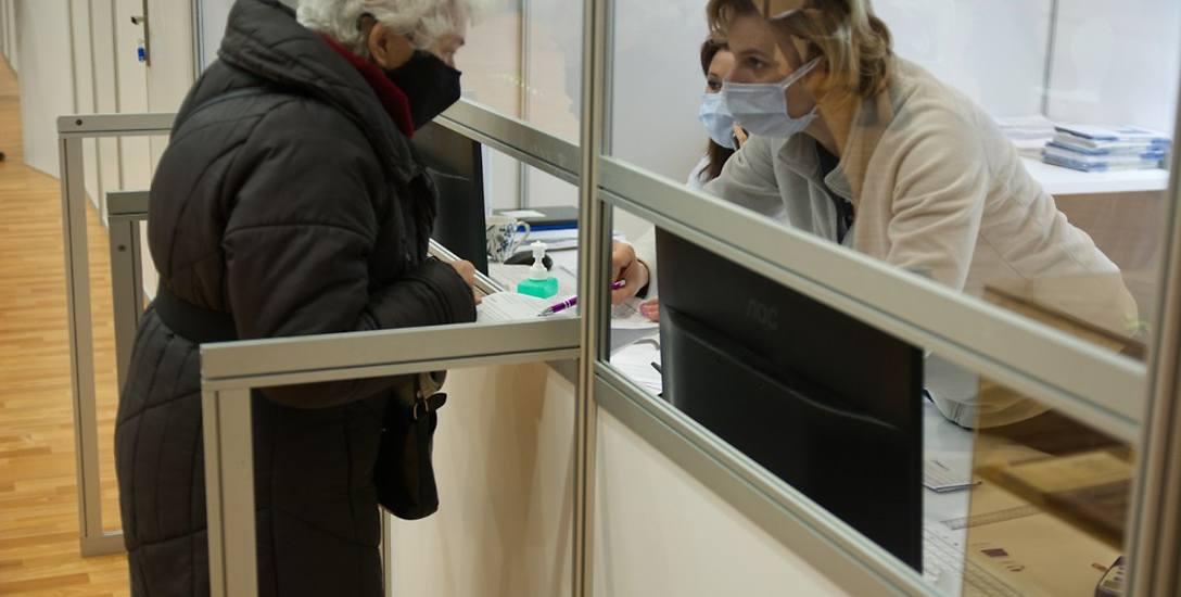 W tym tygodniu do Skierniewic ma trafić rekordowa liczba szczepionek