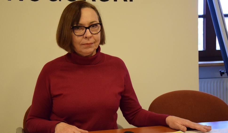 Film do artykułu: Bożena Pierzgalska: - Chcemy odwołania minister edukacji [WIDEO]