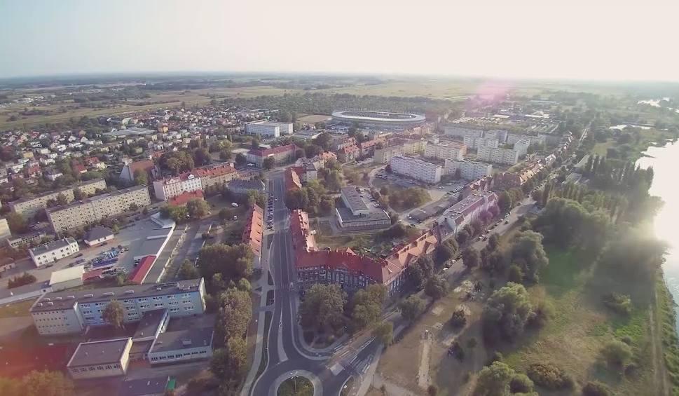 Film do artykułu: Przed nami kolejny lot nad Gorzowem! Zobacz miasto z lotu ptaka