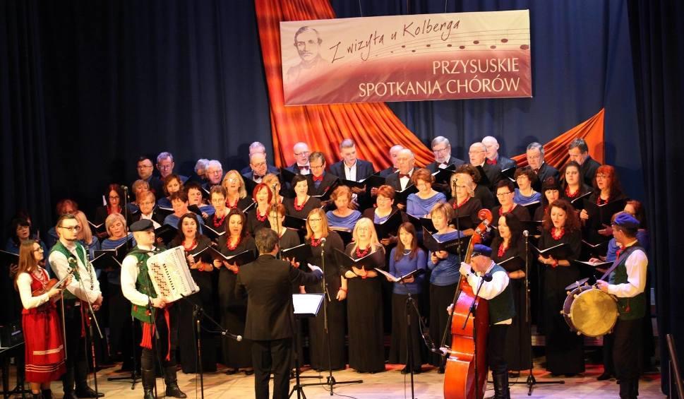 Film do artykułu: Chór Canto z Przysuchy koncertuje już od 25 lat, ciesząc słuchaczy w regionie