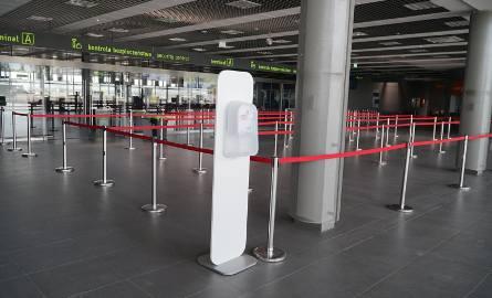 Koronawirus: Nowe wymagania dotyczące bezpieczeństwa na krajowych lotniskach i na pokładach samolotów obowiązujące od 1 czerwca 2020 r.