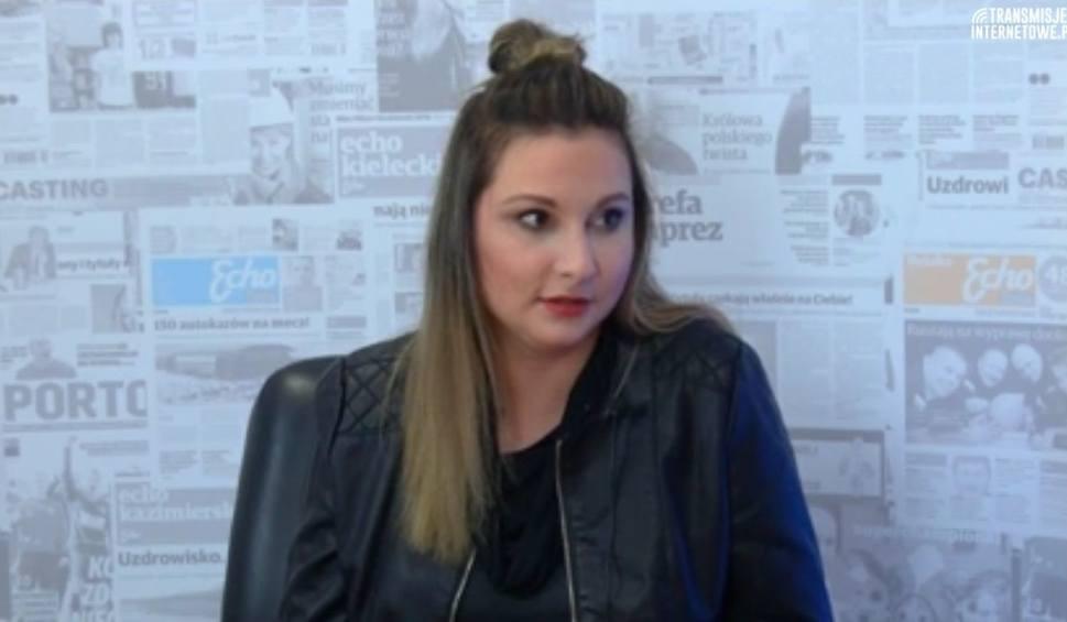 Film do artykułu: [Gwiazdy bez tajemnic] Edyta Strzycka o nowej płycie, show-biznesie i świętach