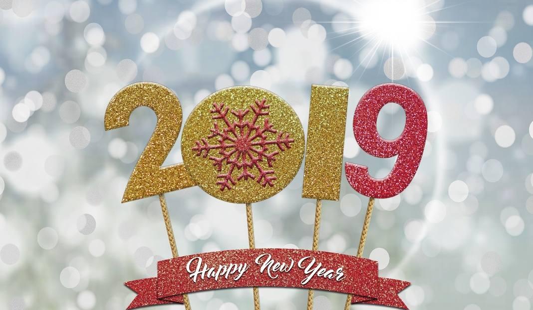 Znalezione obrazy dla zapytania zyczenia noworoczne 2019