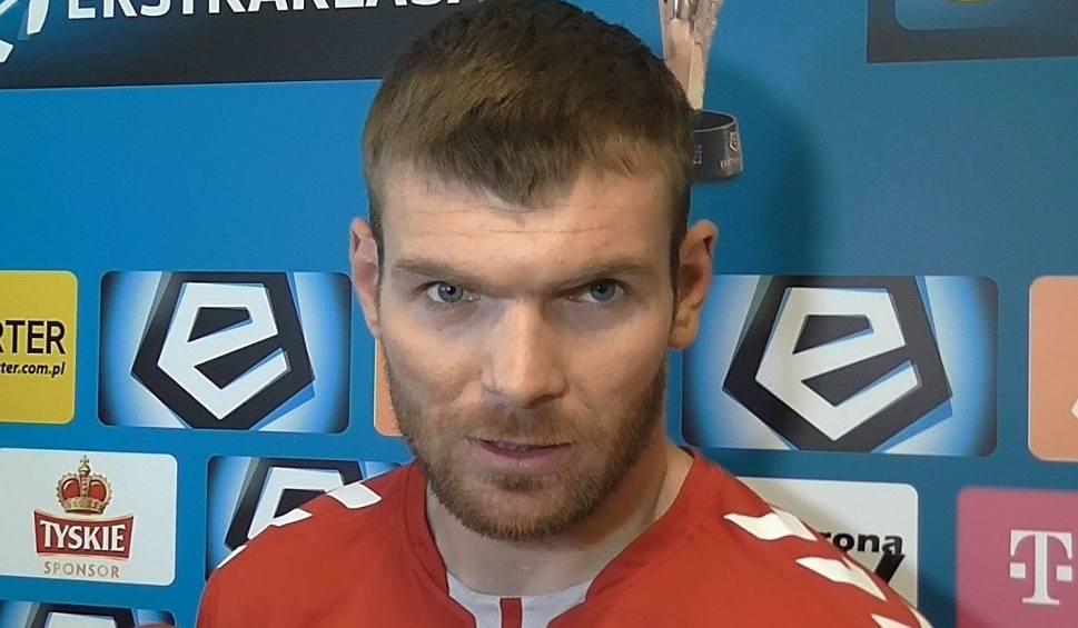 Film do artykułu: Bartosz Rymaniak, obrońca Korony Kielce: Dlaczego mielibyśmy nie wygrywać